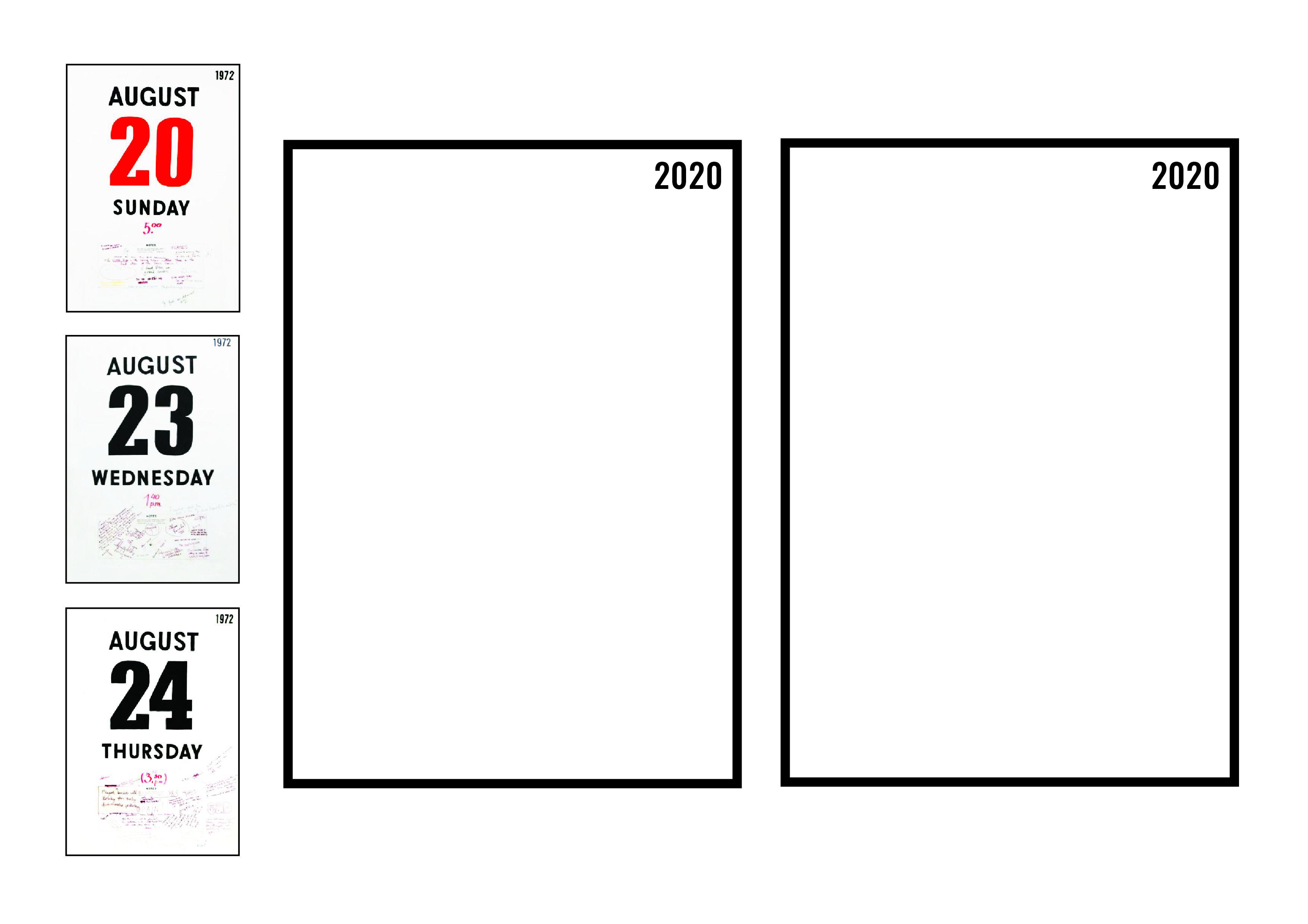 Pobierz/Otwórz pdf - Mój kalendarz - Magdalena Sawicka