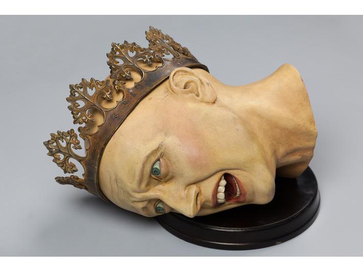 Piotr Blamowski, //Head of queen//, 2012, object