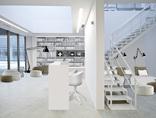 Zwycięski projekt aranżacji biblioteki MOCAK-u autorstwa Małgorzaty Domin i Aleksandry Kaczmarek2