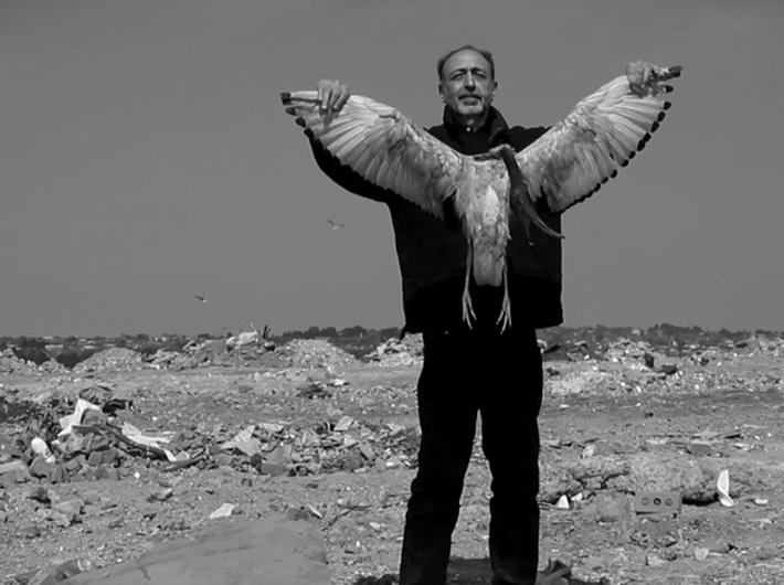 Roger Ballen, //Asylum of the Birds// - 9