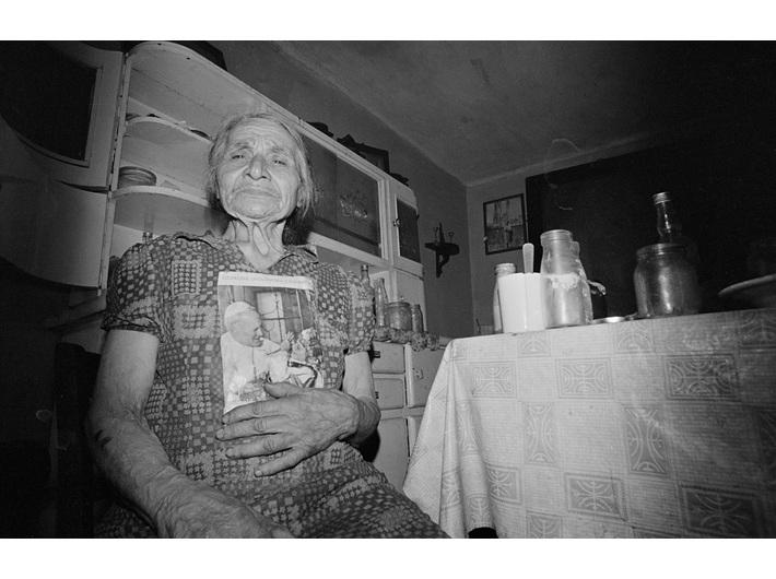 Zofia Rydet, //Obecność//, 1982–1984, fotografia, Fundacja Zofii Rydet