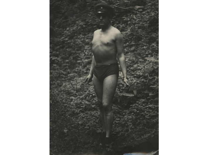 Krzysztof Niemczyk, ok. 1970 rok