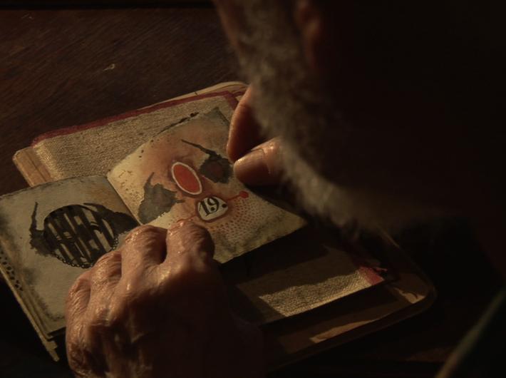 Jarosław Faliński, Zbigniew Makowski, //Nulla est fuga. Gnothi seauton//, 2009, a documentary film, 80 min