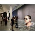 Wystawa Juliana Opiego //Rzeźby, obraz, filmy//329