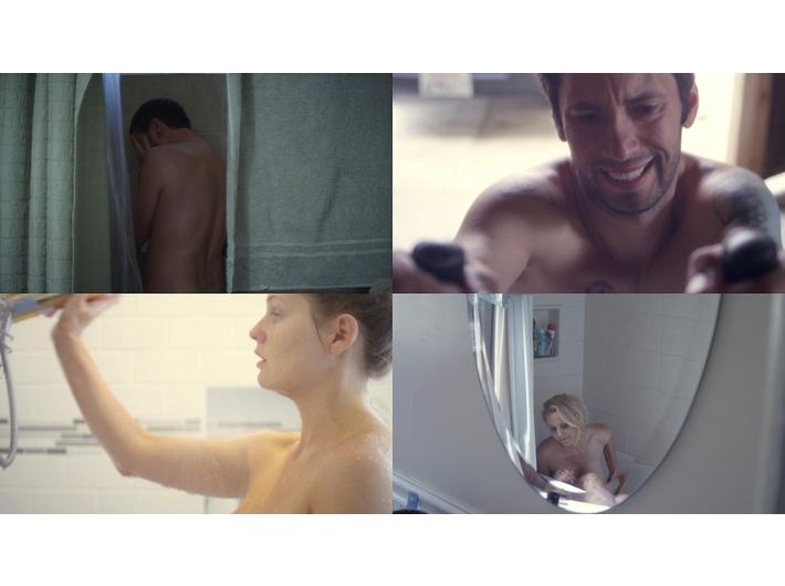 Omer Fast, //Wszystko, co się wznosi, musi się zbiec//, 2013, digital film, 56 min, dzięki uprzejmości gb agency Paris, Arratia Beer Berlin i Dvir Gallery Tel Aviv