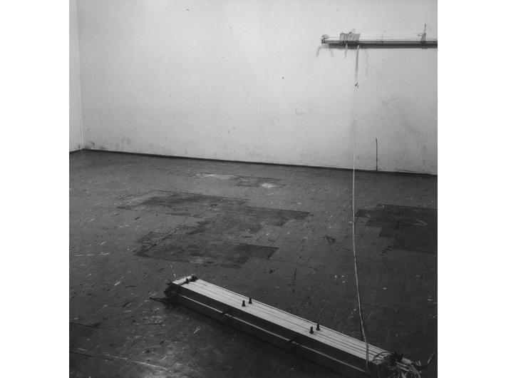 Mikołaj Smoczyński, //Double Object//, 1982–1983, photograph