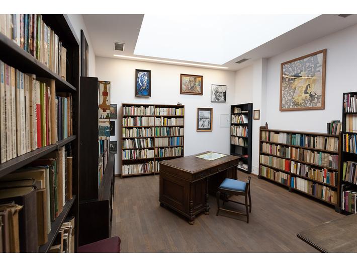 The Mieczysław Porębski Library, photo: Rafał Sosin