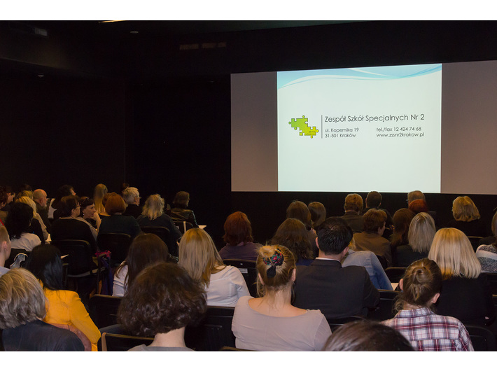 Konferencja //W poszukiwaniu integracji. Praca z uczniem z zaburzeniami psychicznymi//, fot. Rafał Sosin - 5