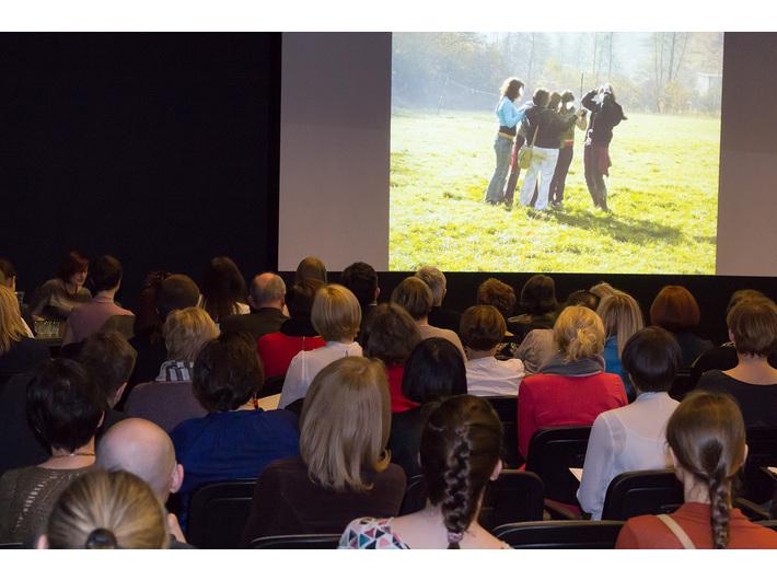 Konferencja //W poszukiwaniu integracji. Praca z uczniem z zaburzeniami psychicznymi//, fot. Rafał Sosin - 9