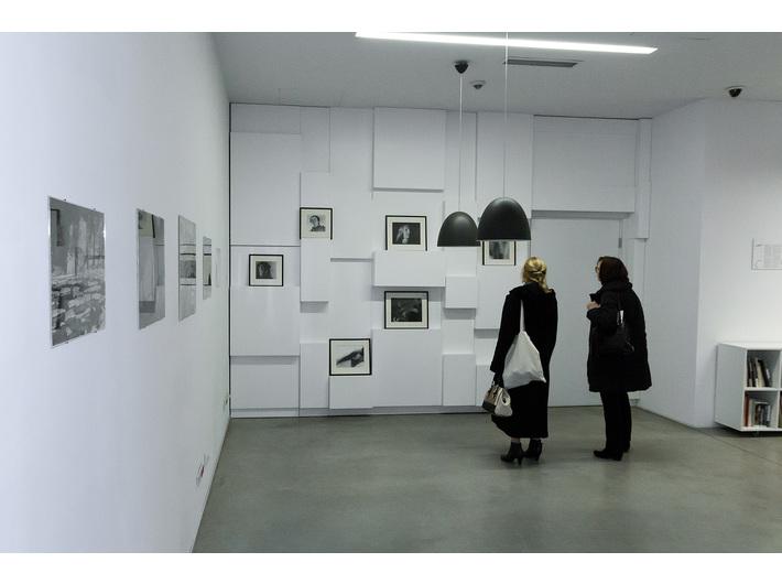 Wernisaż wystawy Mariana Szulca, Biblioteka MOCAK-u