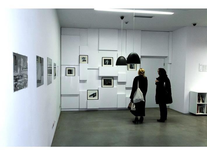 Wernisaż wystawy //Marian Szulc (1922–1996). Malarstwo, rzeźba, fotografia//, 21.3.2015, Biblioteka MOCAK-u