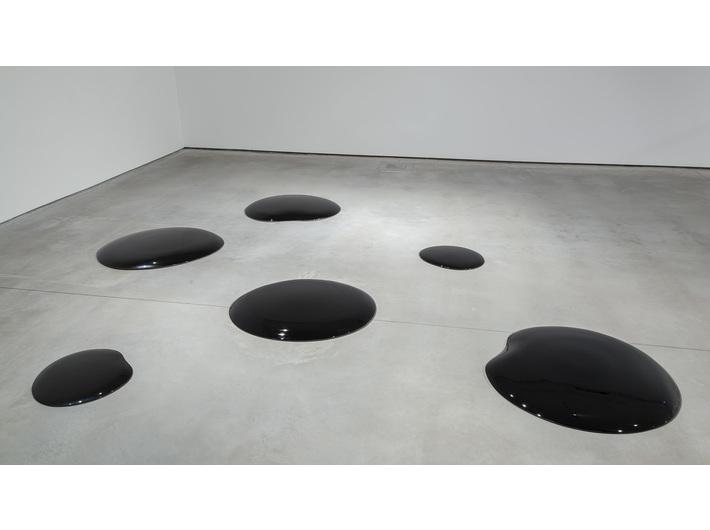 Ai Weiwei, //Oil Spills//, 2006, MOCAK Collection