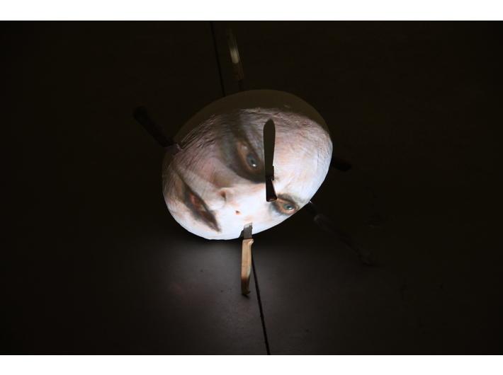 Tony Oursler, //Oklahoma Sunshine//, 2009, MOCAK Collection