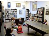 Warsztaty edukacyjne, Biblioteka Mieczysława Porębskiego, MOCAK