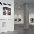 Andy Warhol //Ten Portraits of Jews of the 20th Century// exhibition, private collection, photo: Rafał Sosin362