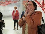 Warsztaty //Czas na sztukę//, 27.2.105, Dział Edukacji MOCAK-u, wystawa //Logiczna emocja. Współczesna sztuka japońska//14