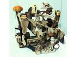 Tappei Kaneuji, //Błotnisty strumień z kubka | Muddy Stream from a Mug //, 2014, 8 kolaży, wystawa //Logiczna emocja. Współczesna sztuka japońska//16