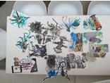 Praca powstała podczas warsztatów w ramach Studenckiego Tygodnia Sztuki UJ17