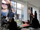 X Dzień Otwartych Drzwi Muzeów Krakowskich w MOCAK-u, warsztaty //Żywe muzeum//, 23.11.20143
