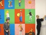 X Dzień Otwartych Drzwi Muzeów Krakowskich w MOCAK-u, warsztaty //Żywe muzeum//, 23.11.20147