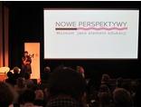 Konferencja //Nowe perspektywy. Muzeum jako element edukacji szkolnej//, 17.4.2015, Centrum Kongresowe ICE11