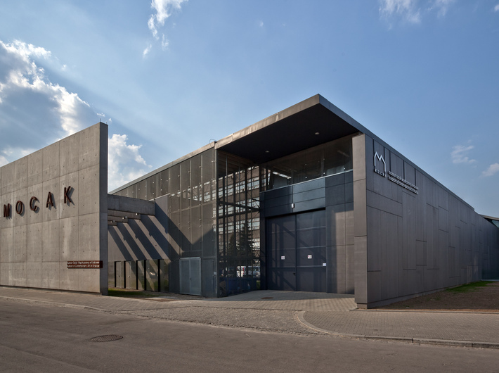 Muzeum Sztuki Współczesnej w Krakowie MOCAK, ul. Lipowa 4