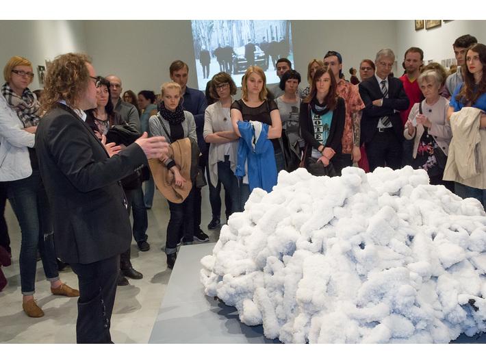 Wystawa //Polska – Izrael – Niemcy. Doświadczenie Auschwitz//, Noc Muzeów, 15.5.2015