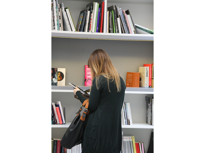 fot. Biblioteka MOCAK u