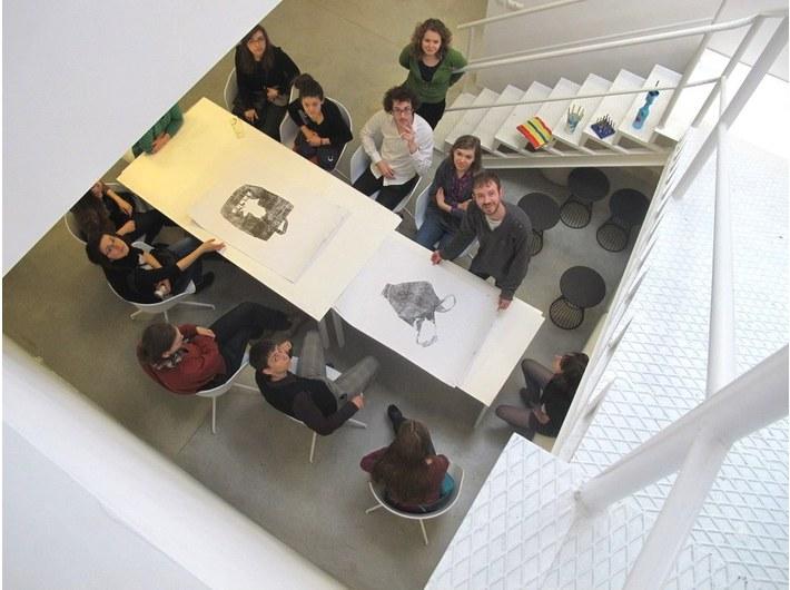 Workshops, Education Department, MOCAK Library