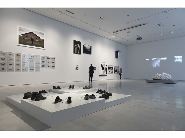 //Poland – Israel –Germany: The Experience of Auschwitz// exhibition, Museum of Contemporary Art in Krakow (MOCAK)