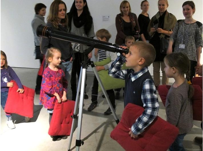 Wystawa //Instalacja czy obiekt?//, Muzeum Sztuki Współczesnej w Krakowie MOCAK