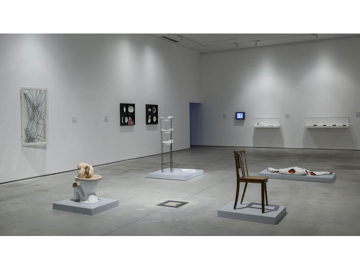 MOCAK Collection exhibition, Museum of Conteporary Art in Krakow MOCAK
