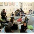Warsztaty edukacyjne, Muzeum Sztuki Współczesnej w Krakowie MOCAK, wystawa Kolekcji MOCAK-u405