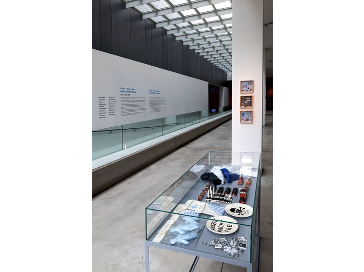 //Poland – Israel – Germany: The Experience of Auschwitz// exhibition, Museum of Contemporary Art in Krakow