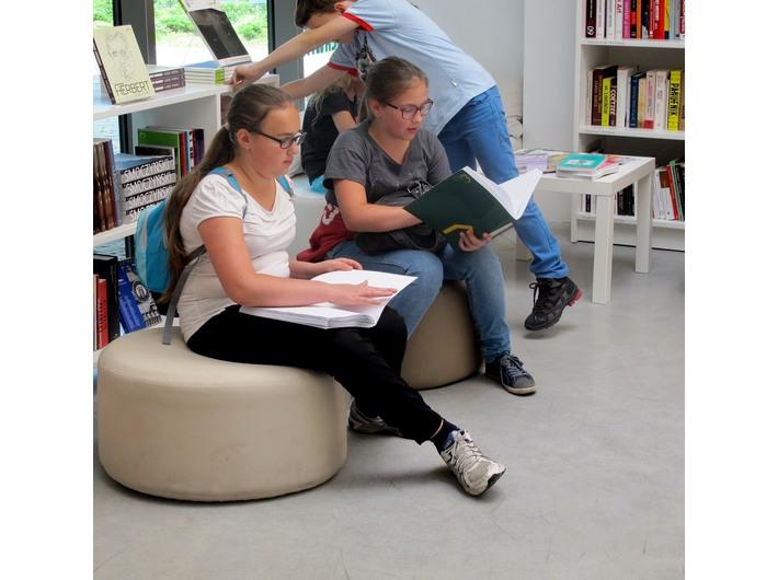 Biblioteka MOCAK-u, fot. Joanna Brońka