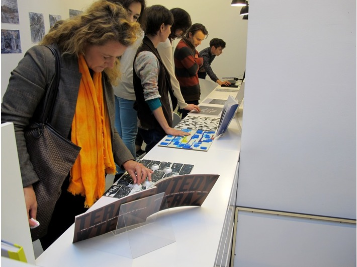 Tydzień Kultury bez Barier w MOCAK-u, 26.9.2015, Biblioteka MOCAK-u