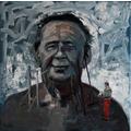 Father Figure (03), 2012, 100x100410