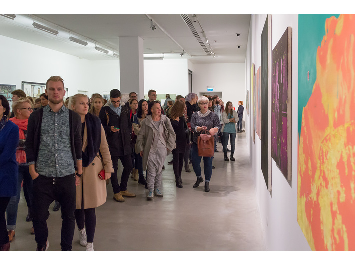 Wernisaż 15.10.2015, wystawa //Artyści z Krakowa. Generacja 1980–1990//