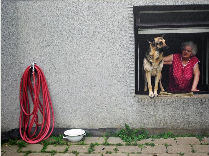 Kateřina Sedá, //It Doesn't Matter//, instalacja, 2005