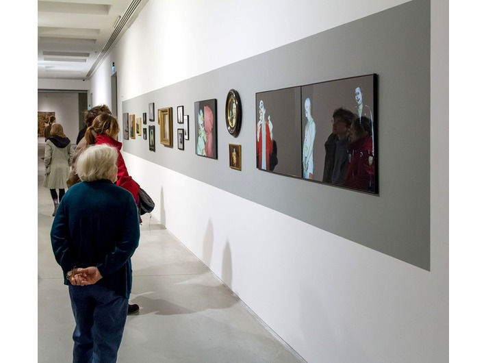Wystawa //Artyści z Krakowa. Generacja 1980–1990//