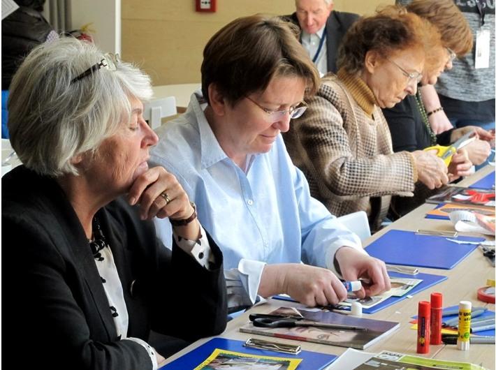 Workshops for seniors