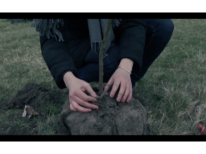 Łukasz Surowiec, //Berlin-Birkenau//, 2013, video, 9 min 26 s