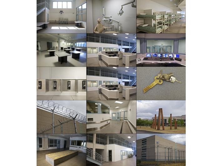 Zdjęcia z więzienia Wapato, z archiwum J. Spicero