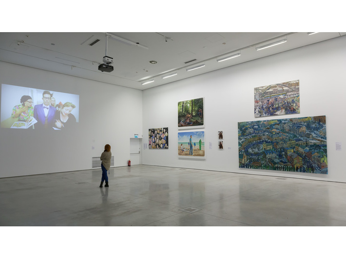MOCAK Collection exhibition