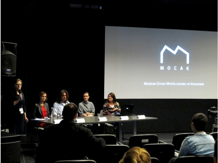 Konferencja //Dotknij sztuki. O edukacji poprzez inne zmysły niż wzrok//, 17.11.2015 - 6