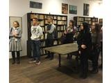Spotkanie ze studentami INiB UJ, 3.3.2016, Biblioteka Mieczysława Porębskiego
