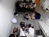 //Nowe przestrzenie książki// w ramach Studenckiego Tygodnia Sztuki UJ, 19.3.2016, Biblioteka MOCAK-u