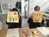 Warsztaty dla podopiecznych Fundacja Mimo Wszystko w ramach projektu //Bezinteresowności sztuki//, 24.3.2016, Biblioteka MOCAK-u