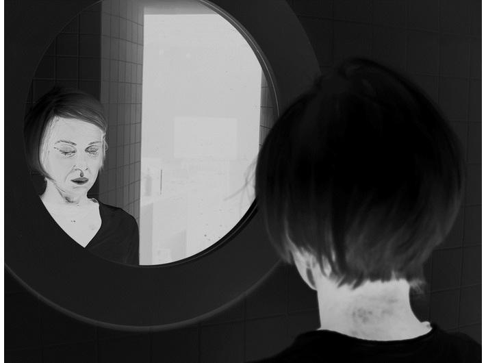 Aneta Grzeszykowska, //Negative Book #2//, 2012–2013 ⓒ Aneta Grzeszykowska. Courtesy of the artist and Raster Gallery in Warsaw