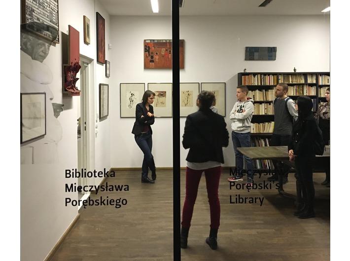 Biblioteka Mieczysława Porębskiego